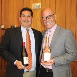 Hartley & Parker, Ltd.'s District Managers Angelo Culmo and Drew Hoyle.