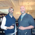 Ian Halpern, Manager and Director of Operations, Harvest Wine and Spirits and Chris Parrot, Owner, Little River Restoratives.
