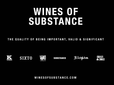 Charles Smith Rebrands as Wines of Substance