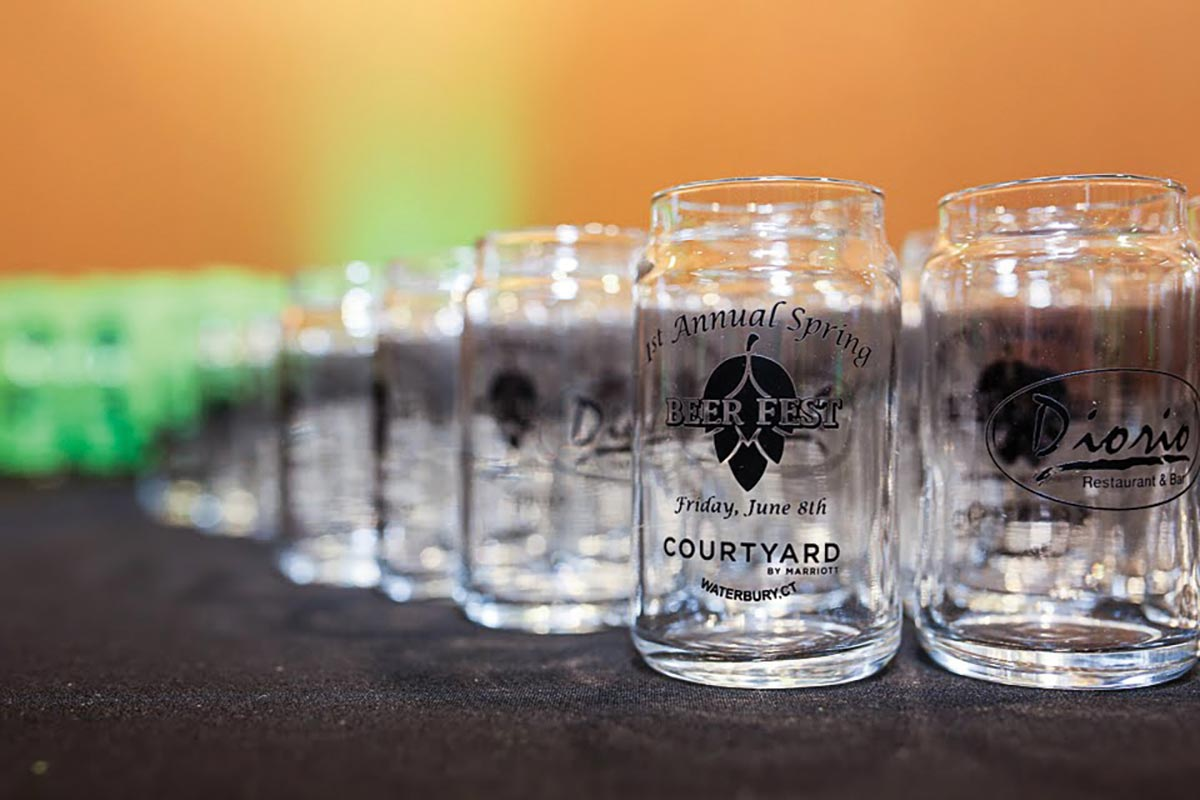 First Annual Spring Beer Fest Hosted by Courtyard by Marriott