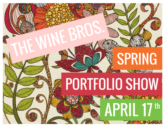 April 17, 2018: The Wine Bros. Spring Portfolio Trade Show