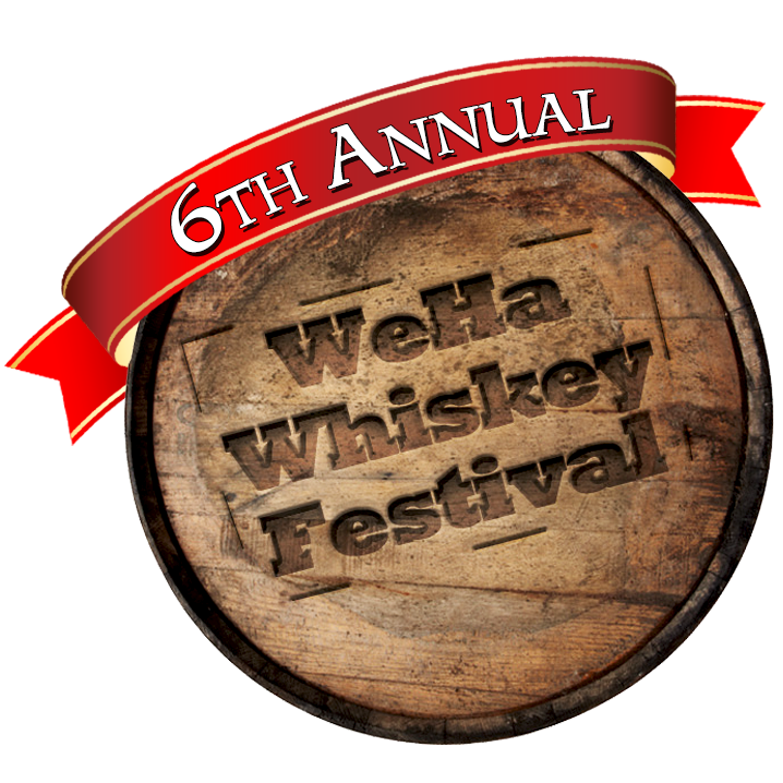 October 13, 2018: Sixth Annual WeHa Whiskey Festival