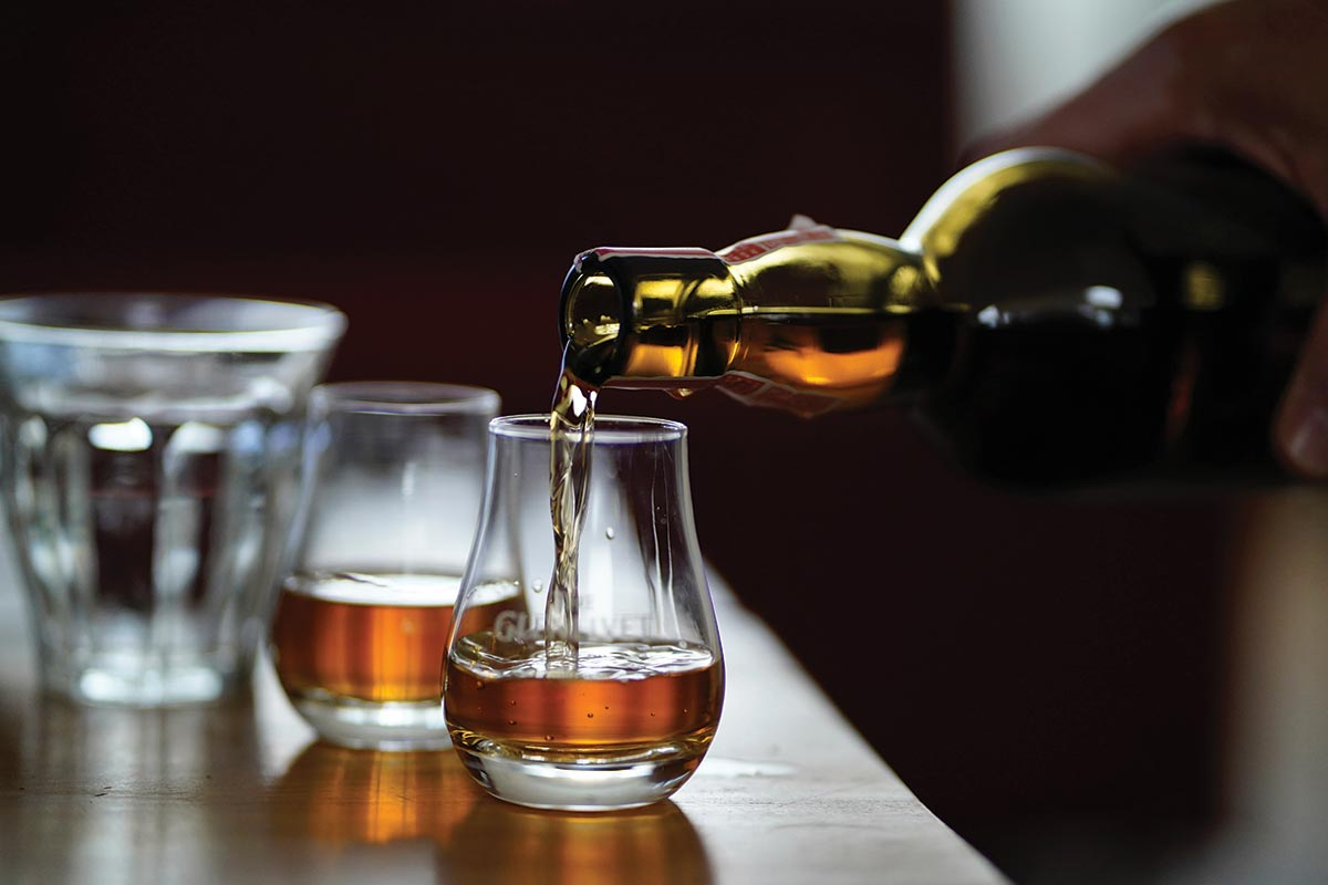 American Whiskey Brands Trending Tariff Casualty Across the Globe