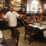 Executive Chef Anthony Phenis of Artisanal Burger Company.