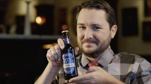 Actor, blogger and beer aficionado Wil Wheato