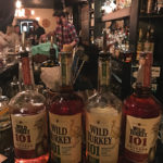 Competitors featured Wild Turkey 101 or Wild Turkey 101 Rye. Wild Turkey's super-premium American bourbons are made in Lawrenceburg, Kentucky by Master Distiller Jimmy Russell.