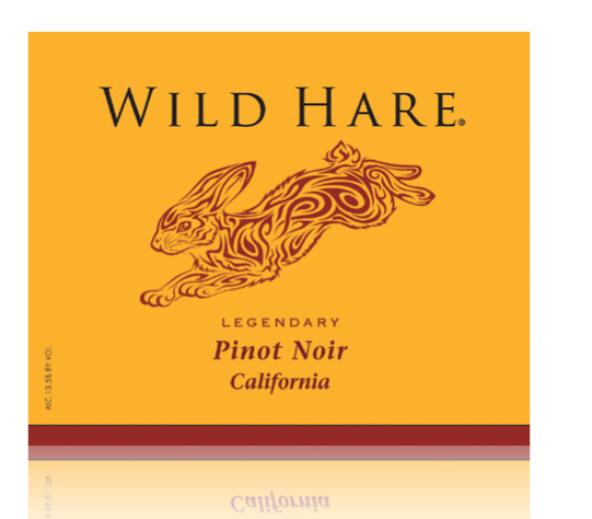 WILD HARE WINERY GROWS UP WITH NEW LABEL