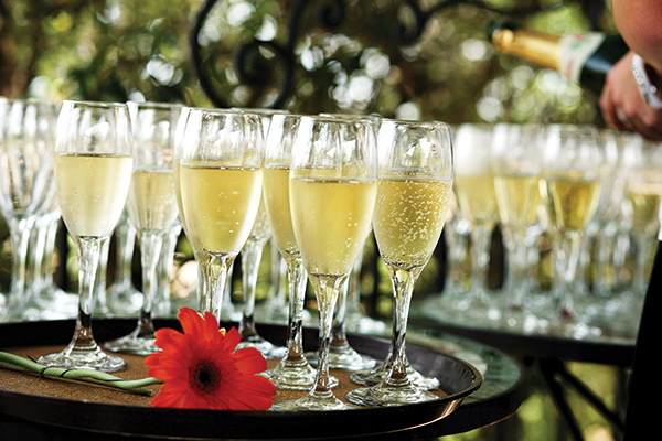 U.S. Wine Consumption Leads with Sparkling and Champagne