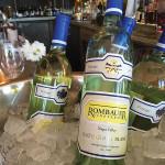 Rombauer Vineyards Sauvignon Blanc.