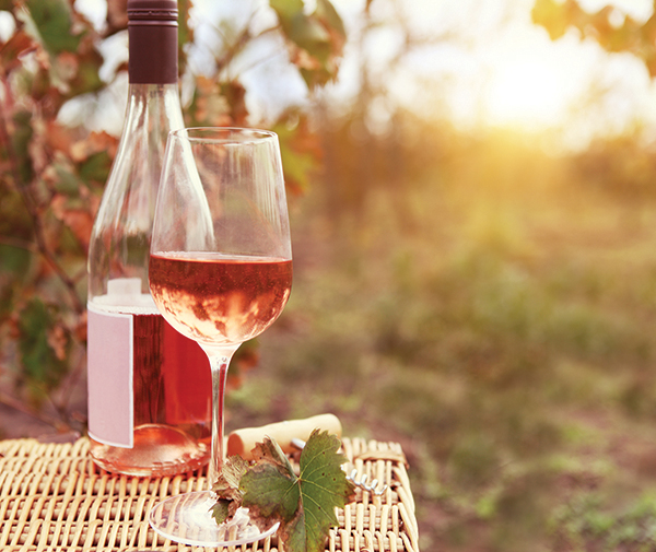 California Wine Exports Set Record; Import Rosés Show Growth