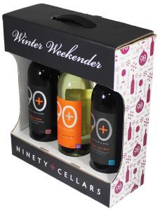 90+ Wines Winter Weekend pack