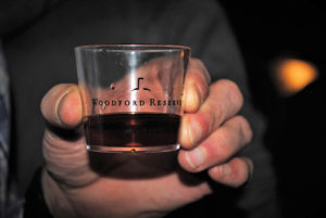 Woodford Reserve Kentucky Bourbon.
