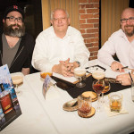 Judges for the competition included: Chris Almeida, USBG RI Chapter President; Don Jean, Brown-Forman; and Thom Mitchell, Founder, Whiskey RI.