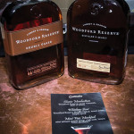 Woodford Reserve Double Oaked and Woodford Reserve Distiller's Select.