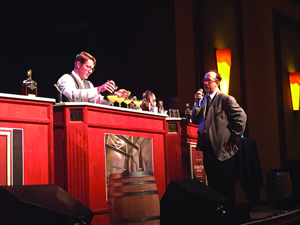 Woodford Reserve Manhattan Experience Finalists Compete At Festival