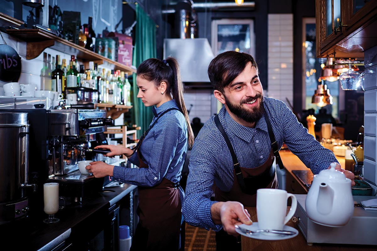 Hospitality Industry Employment Stats Trend Up