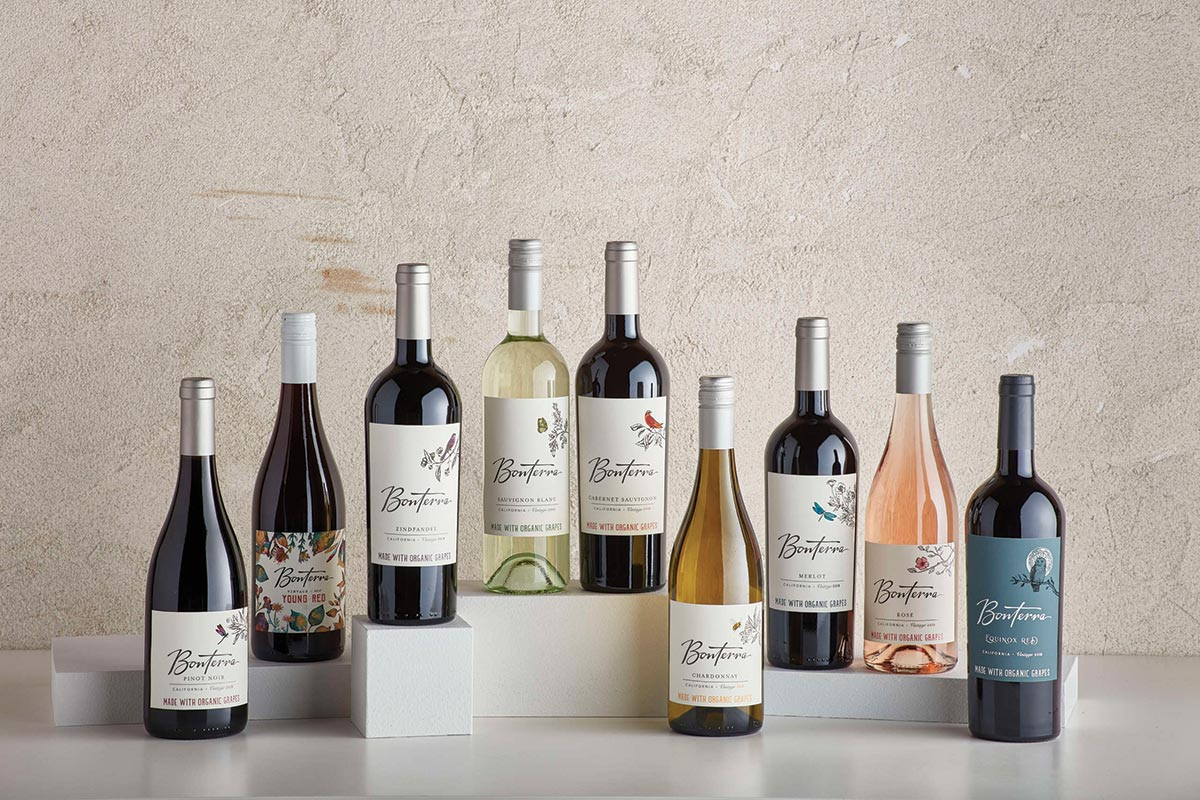 Worldwide Wines Brings Bonterra to Portfolio