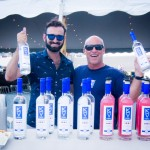 Max Moss, Territory Manager East, Keel Vodka; Tom McGovern, Co-Founder, Keel Vodka