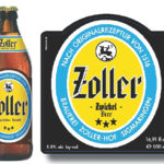 ZollerHof Unfiltered Lager is brewed from local ingredients and has a long fermentation time. It has a moderately bitter flavor with a smooth malty sweetness and balance. ABV 5.5%.